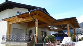 holzbau pichler gundersheim carport. Black Bedroom Furniture Sets. Home Design Ideas